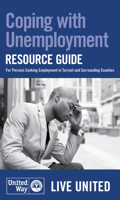 Coping With Unemployment Resource Guide