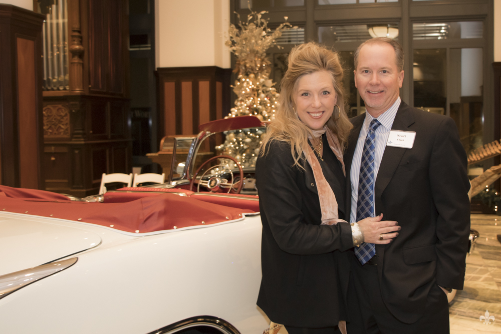 Tocqueville Holiday Party