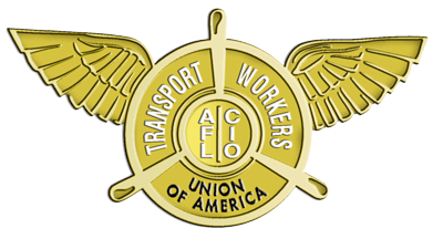 Logo Transport Workers Union of America